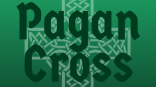 Pagan Cross