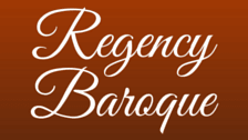 Regency Baroque